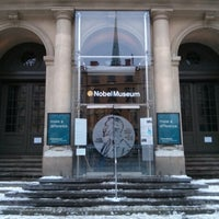 Photo taken at Nobel Museum by William on 2/12/2013
