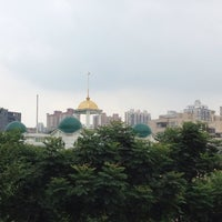 Photo taken at Xiaotaoyuan Mosque by Even M. on 8/22/2014