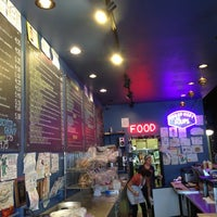 Photo taken at Ripple Bagel & Deli by Stephanie R. on 12/28/2012