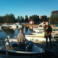 Photo taken at Stenö Båt Klubb by Keith R. on 10/11/2012