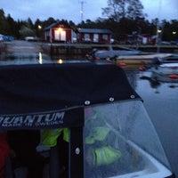 Photo taken at Stenö Båt Klubb by Keith R. on 5/9/2014