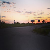 Photo taken at Кафе Pitstop by Anton G. on 6/22/2014