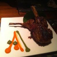 Photo taken at Amaya Restaurant by David S. on 3/22/2013