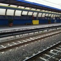 Photo taken at Metro Frullone - San Rocco (L1) by Fabrizio L. on 3/26/2013