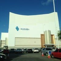 Photo taken at Manaíra Shopping by Nevita F. on 4/1/2013