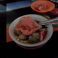 Photo taken at Bakso Mas Yanto by ari g. on 6/1/2013