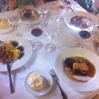 11/1/2013 tarihinde Carmen C.ziyaretçi tarafından Restaurante Hierbabuena'de çekilen fotoğraf