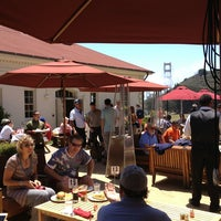 Photo taken at Cavallo Point Lodge by Steve A. on 7/4/2013
