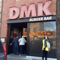 Photo prise au DMK Burger Bar par A le1/1/2013
