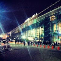 Photo taken at Domodedovo International Airport (DME) by Anya S. on 10/15/2013