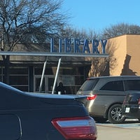Photo taken at Dallas Public Library - Audelia Road Branch by Erica S. on 3/2/2017