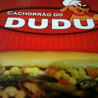 Photo taken at Cachorrao do Dudu by Roberto N. on 3/9/2013