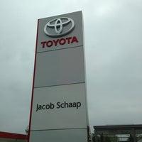 Photo taken at Toyota Jacob Schaap by Maris v. on 5/19/2013