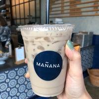 Das Foto wurde bei Mañana Coffee & Juice von Tanya S. am 10/9/2018 aufgenommen