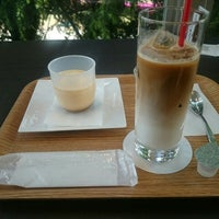 Photo taken at Patisserie Ofuku by Lachlan M. on 5/4/2016