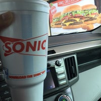 Photo taken at Sonic by Melissa P. on 4/12/2016
