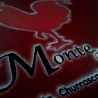 Photo taken at Monte Grill by André Renato R. on 8/11/2013