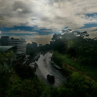 Photo taken at Simburne university of technology sarawak campus by Eileen M. on 3/9/2016