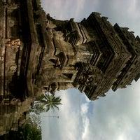Photo taken at Kidal temple by Raphael B. on 6/23/2013