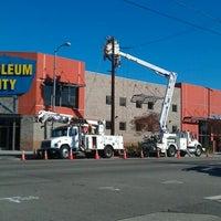 Photo taken at Linoleum City by Denver S. on 12/16/2011