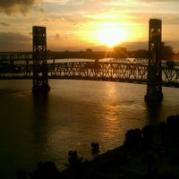 Photo taken at Hyatt Regency Jacksonville Riverfront by Jeni B. on 11/16/2011