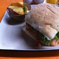 Photo taken at It Sandwich & Bar by Pablo B. on 3/27/2011