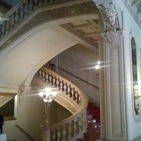 Photo taken at Teatro Municipal de Lima by Jorge C. on 4/1/2012