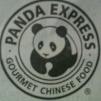 Photo taken at Panda Express by James G. on 10/20/2011