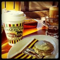 Photo taken at Drummoyne Bakehouse Cafe by Amaya K. on 7/30/2011