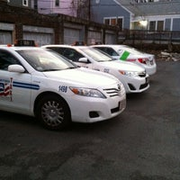 Photo taken at New Taxi Pool by Larry M. on 1/3/2012