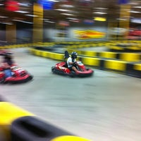 Photo taken at Pole Position Raceway by Matthew M. on 4/3/2011