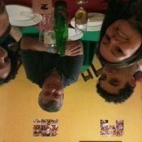 Photo taken at Pizzaria Nostra Terra by Débora S. on 12/22/2011