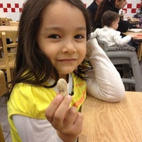 Photo taken at Five Guys by Anthony D. on 3/5/2012