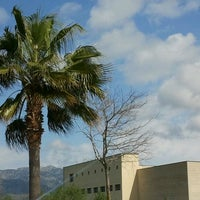 Photo taken at UIB - Universitat de les Illes Balears by Caterina J. on 3/22/2012