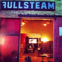 Photo taken at Fullsteam Brewery by Ryan B. on 6/6/2012