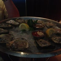 Photo taken at Mitchell's Fish Market by Gigi H. on 9/9/2013