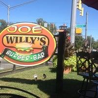 Photo taken at Joe Willy's Burger Bar by Gigi H. on 9/3/2013