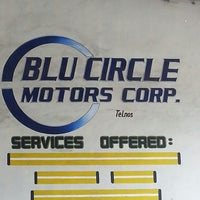 Photo prise au Blu Circle Motors Corp. par Jorelle S. le11/7/2013