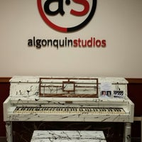 Photo taken at Algonquin Studios by Adrian R. on 7/25/2013