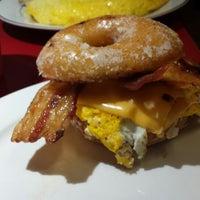 Photo taken at DK Diner by Adrian R. on 8/13/2014