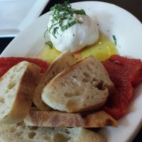 Photo taken at Osteria 166 by Adrian R. on 7/4/2013