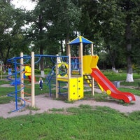 Photo taken at Севский городской парк by Konstantin K. on 7/31/2013