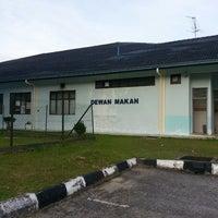 Photo taken at Institut Latihan Perindustrian (ILP) Mersing by Teem J. on 11/16/2013