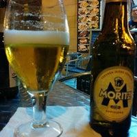 Photo taken at Baccardi Café by Fernando P. on 9/14/2014