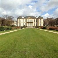 Photo taken at Musée Rodin by Nina M. on 4/9/2013