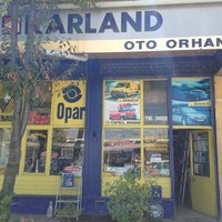 Photo taken at Oto Orhan by OLGU K. on 8/2/2013
