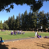 Photo taken at Westwood Elementary by Mario S. on 10/16/2013