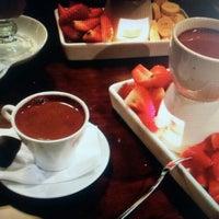 3/23/2013 tarihinde Haydar F.ziyaretçi tarafından Kahve Dünyası'de çekilen fotoğraf