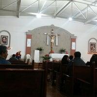 Photo taken at Templo Santa Maria Madre De Dios by Julian S. on 1/1/2014
