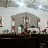 Photo taken at Templo Santa Maria Madre De Dios by Julian S. on 1/1/2015